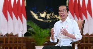 Sambut 2021, Presiden: Indonesia Mampu Bangkit