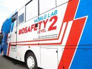 Bandara Soekarno-Hatta Resmi Diperkuat Laboratorium Biosafety Level-2 untuk Tes COVID-19