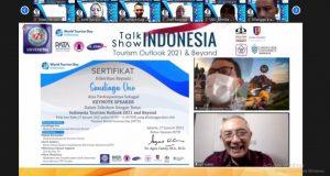 Menparekraf Ajak Generasi Milenial Majukan Parekraf Indonesia
