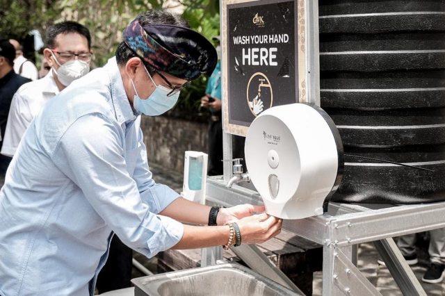Menparekraf Perluas Program Penyediaan Akomodasi Nakes dan Hotel Isolasi