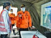 Menhub Bersama Panglima TNI Tinjau Titik Yang Diduga Menjadi Lokasi Jatuhnya Pesawat Sriwijaya Air SJ 182