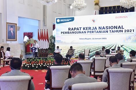 Perkuat Sektor Pertanian Nasional dengan Skala Ekonomi dan Teknologi