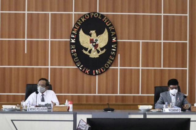 Bentuk Tim Kajian UU ITE, Tiga Kementerian Tindak Lanjuti Arahan Presiden