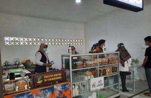 Nikmati Kuliner Khas Nusantara dengan Nuansa Alam di Sentra Kreasi ATENSI