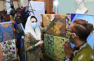 Ketua Dekranasda Jatim Pesankan : Jadi Momentum Perkembangan Industri Kerajinan Kota Probolinggo