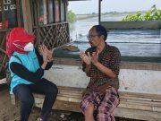 Kemensos Hadir Lagi, Bantu Korban Banjir di Karawang