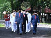 Presiden Jokowi Lantik Tiga Pasang Gubernur dan Wakil Gubernur Terpilih Masa Jabatan 2021-2024