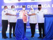 Menhub Resmikan Dermaga II Terminal Telaga Punggur Di Batam