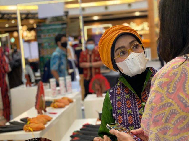 Kampanye Beli Kreatif Danau Toba Fair-Pesona Kuliner Danau Toba Digelar di Tangerang Banten