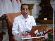 Presiden Jokowi Lapor SPT Tahunan PPh secara Daring