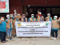 Pemprov Papua Gelar Pemulihan Kesehatan Dan Sosial Bagi Pengungsi Intan Jaya