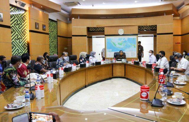 Kemenpolhukam Pastikan Bantu Akomodasi Kebutuhan PON Papua