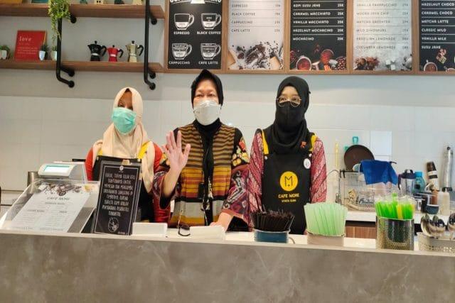 Siapkan Sentra Kreasi ATENSI di Bandung: Kafe More jadi Daya Tariknya