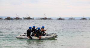 Latih 1.000 Nelayan Pangandaran Menjadi Sahabat Tagana Hadapi Ancaman 'Megathrust'