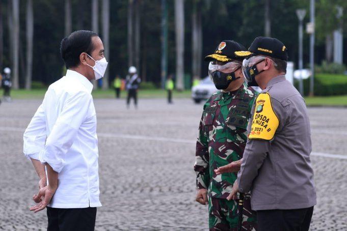 Bertolak ke Banten, Presiden Jokowi Akan Resmikan Bendungan Sindang Heula