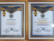 Terapkan Budaya K3, KAI Raih 2 Penghargaan dari World Safety Organization Indonesia