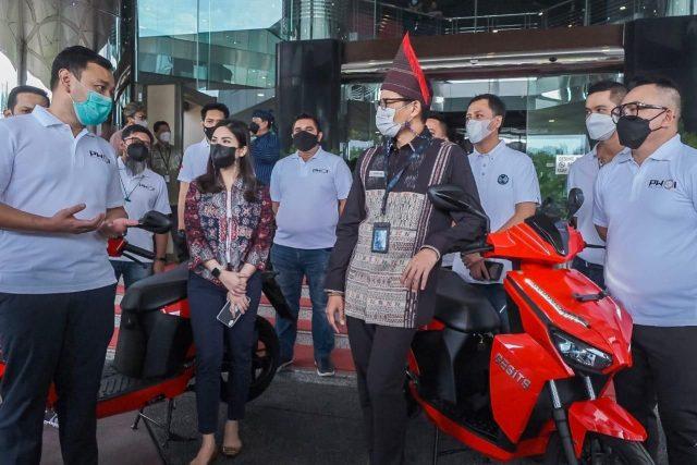 Menparekraf Dukung Pengembangan Wisata Berbasis Otomotif di Indonesia