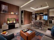 Service Apartment Rasa Hotel Bintang Lima