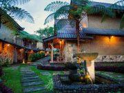 Suasana Khas Pedesaan di Sambi Resort