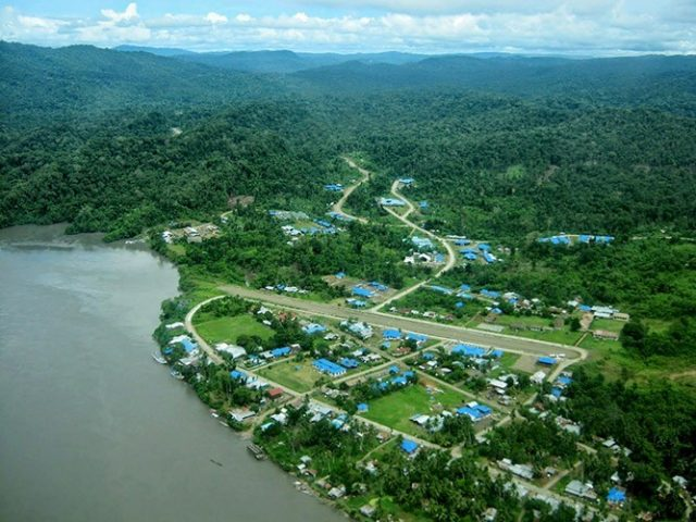 Jelajah Sungai Mamberamo Hulu, Papua