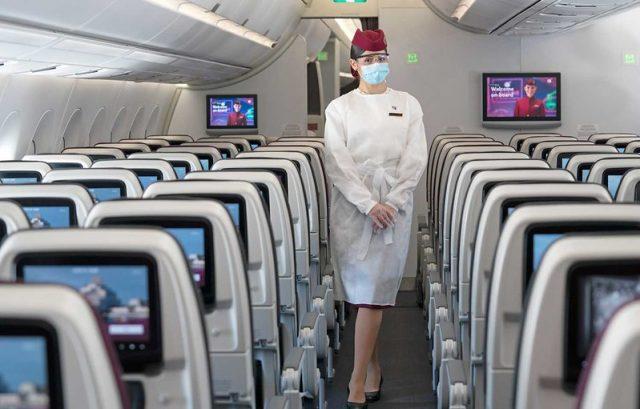 Qatar Airways Raih Status 'Diamond Standard' Tertinggi di Keselamatan Kesehatan (Health Safety) APEX Global yang Didukung oleh Audit COVID-19 SimpliFlying