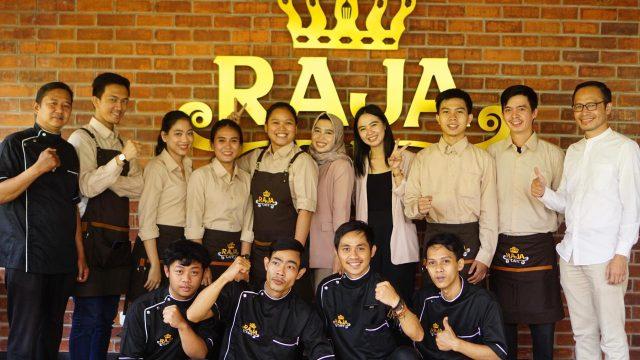 RAJA CAFÉ Hadir Untuk Memenuhi Gaya Hidup Kuliner Pelanggan