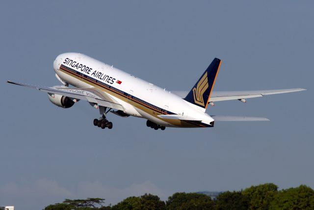 Singapore Airlines Penerbangan Pertama Di Dunia Melakukan Uji Coba Aplikasi TRAVEL PASS IATA