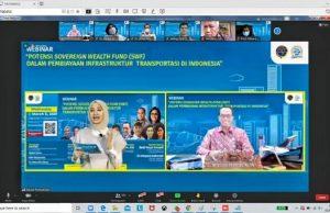 Pendanaan Melalui Swf Jadi Peluang Percepat Pembangunan Infrastruktur Transportasi Di Indonesia