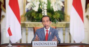 Presiden Jokowi Sampaikan Tiga Pandangan pada KTT Perubahan Iklim