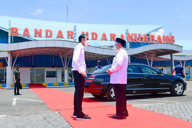 Bandara Kuabang Siap Dukung Pertumbuhan Halmahera Utara