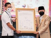 Puluhan Organisasi Pariwisata Deklarasikan Industri Bergerak Bersama Bangkit Dari Pandemi