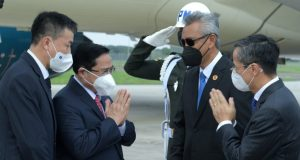 Tiba di Indonesia PM Vietnam akan Bertemu Presiden Jokowi