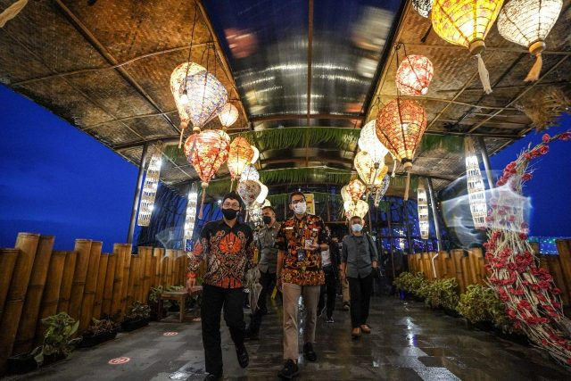 Menparekraf Apresiasi Desa Wisata Semilir Mampu Buka Lapangan Kerja