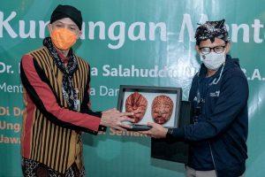 Menparekraf Optimistis Desa Wisata Jadi Pandemic Winner bagi Kebangkitan Parekraf