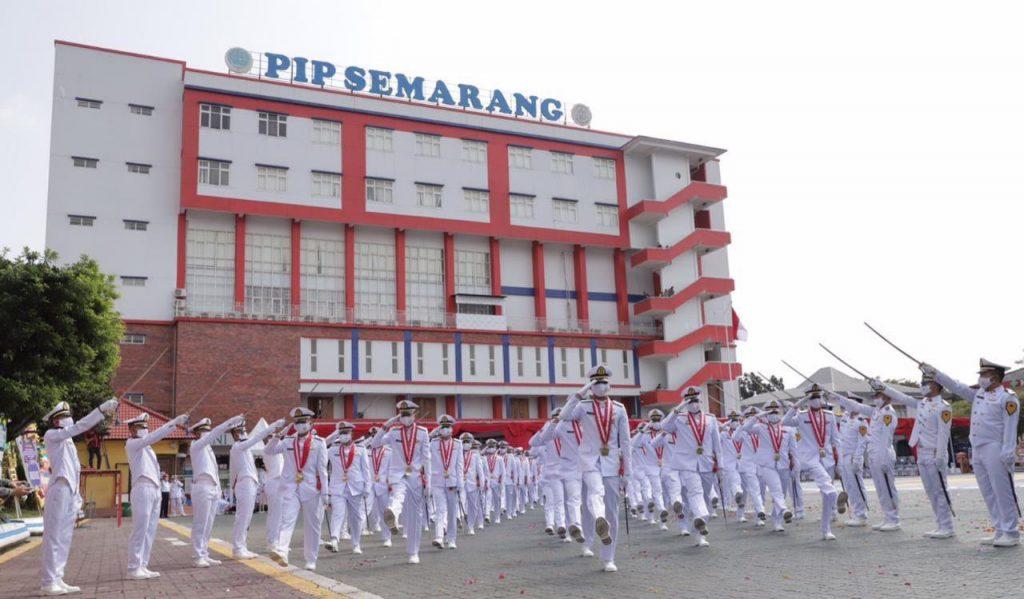 BPSDMP Kembali Cetak Perwira Transportasi Pelayaran Di Semarang Dan Makassar