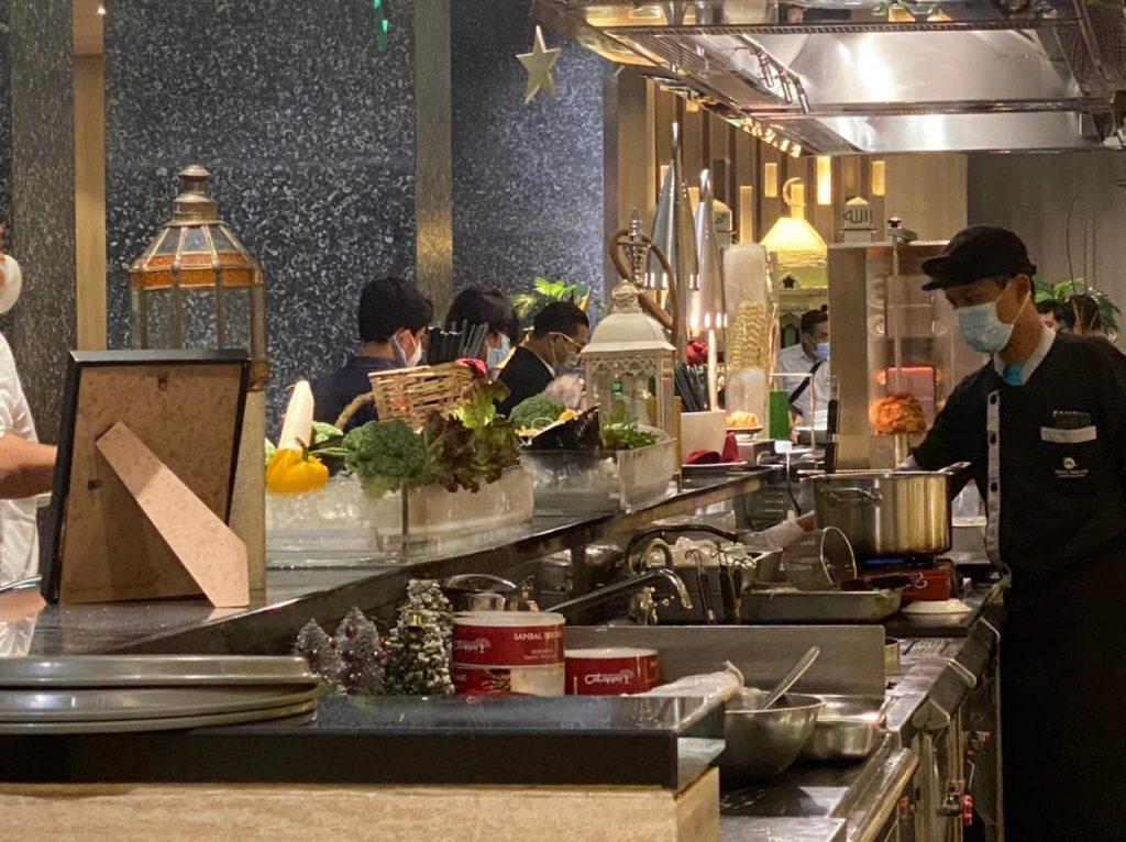 Buka Puasa Mewah Dengan Makan Sepuasnya Hanya IDR 288.000 Perorang Di Catappa Restaurant Hotel Grand Mercure Jakarta Kemayoran