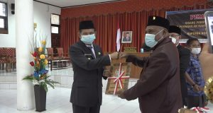 DPRD Kabupaten Jayapura Gelar Pembukaan Sidang Paripurna I Masa Sidang I 2021