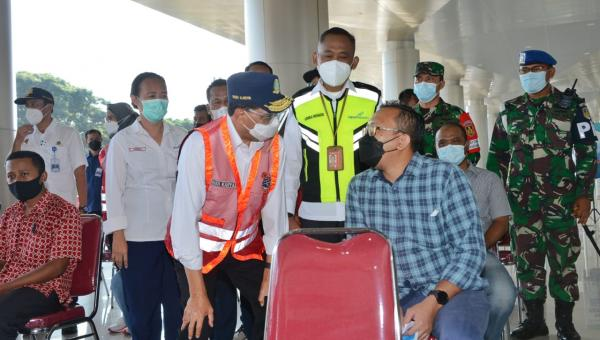 Menhub: GeNose Sudah Diterapkan di 21 Bandara