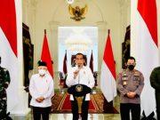 Presiden: Pengabdian Saudara Akan Terpatri di Sanubari Seluruh Rakyat Indonesia