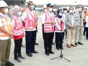 Menhub Gelar Pertemuan Bahas Antisipasi Kepadatan Kontainer di Pelabuhan Tanjung Priok