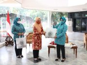 Salurkan Bantuan Lewat Pasar Murah, TP PKK Pusat Gandeng 20 Kelurahan di Jakarta Selatan
