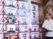 Buka Musrenbangnas 2021 Presiden Dorong Perencana Manfaatkan Perkembangan Iptek