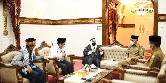 Gubernur Aceh Ajak ASN Sumbangkan Dana untuk Membantu Rakyat Palestina