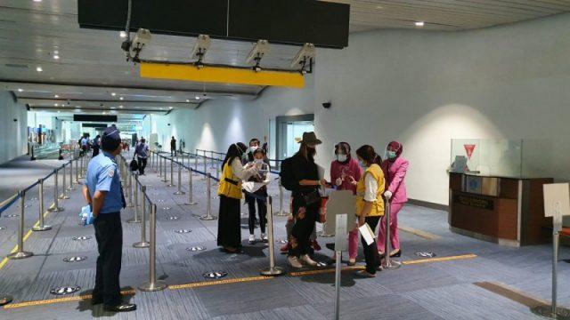 Satgas Udara Penangangan COVID-19 dan AP II Tetapkan Prosedur Baru Kedatangan Penumpang Internasional di Bandara Soekarno-Hatta