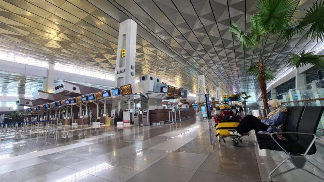 Optimalisasi Pada Masa Peniadaan Mudik 6 - 17 Mei, AP II Sesuaikan Jam Operasional Bandara
