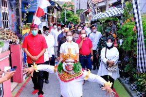 Kemenparekraf Siap Dukung Pengembangan Kampung Bali di Bekasi Utara