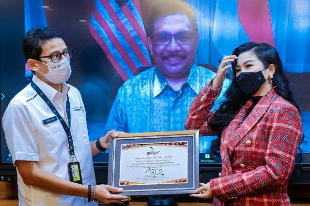 Menparekraf Apresiasi Cafe Dangdut Promosikan Musik dan Kopi Indonesia di AS