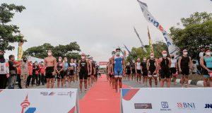 Menparekraf Harapkan Kendari Triathlon 2021 Jadi Pemantik Kebangkitan Sport Tourism Tanah Air