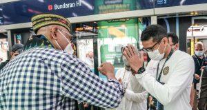 """Kampanye #RinduLabuanBajo, """"Animal Pop Komodo"""" Ditampilkan di Stasiun MRT Bundaran HI"""