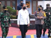 Presiden Jokowi Bertolak ke Provinsi Jawa Timur Dalam Rangka Kunjungan Kerja